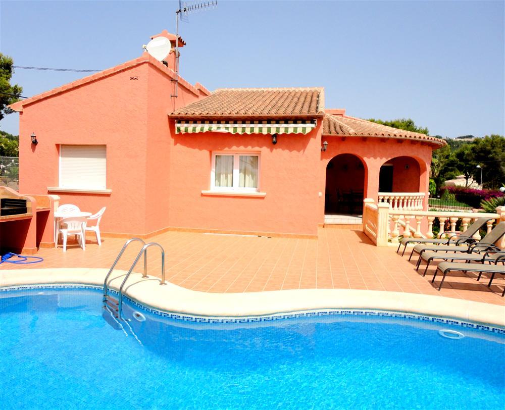 superbe Villa avec piscine Espagne Aqui-Villas-Espagne