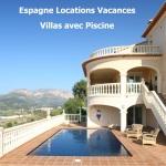 location villa Espagne